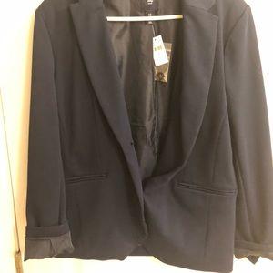 Gap Navy blue blazer
